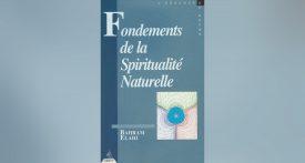 Fondements de la spiritualité naturelle - couverture
