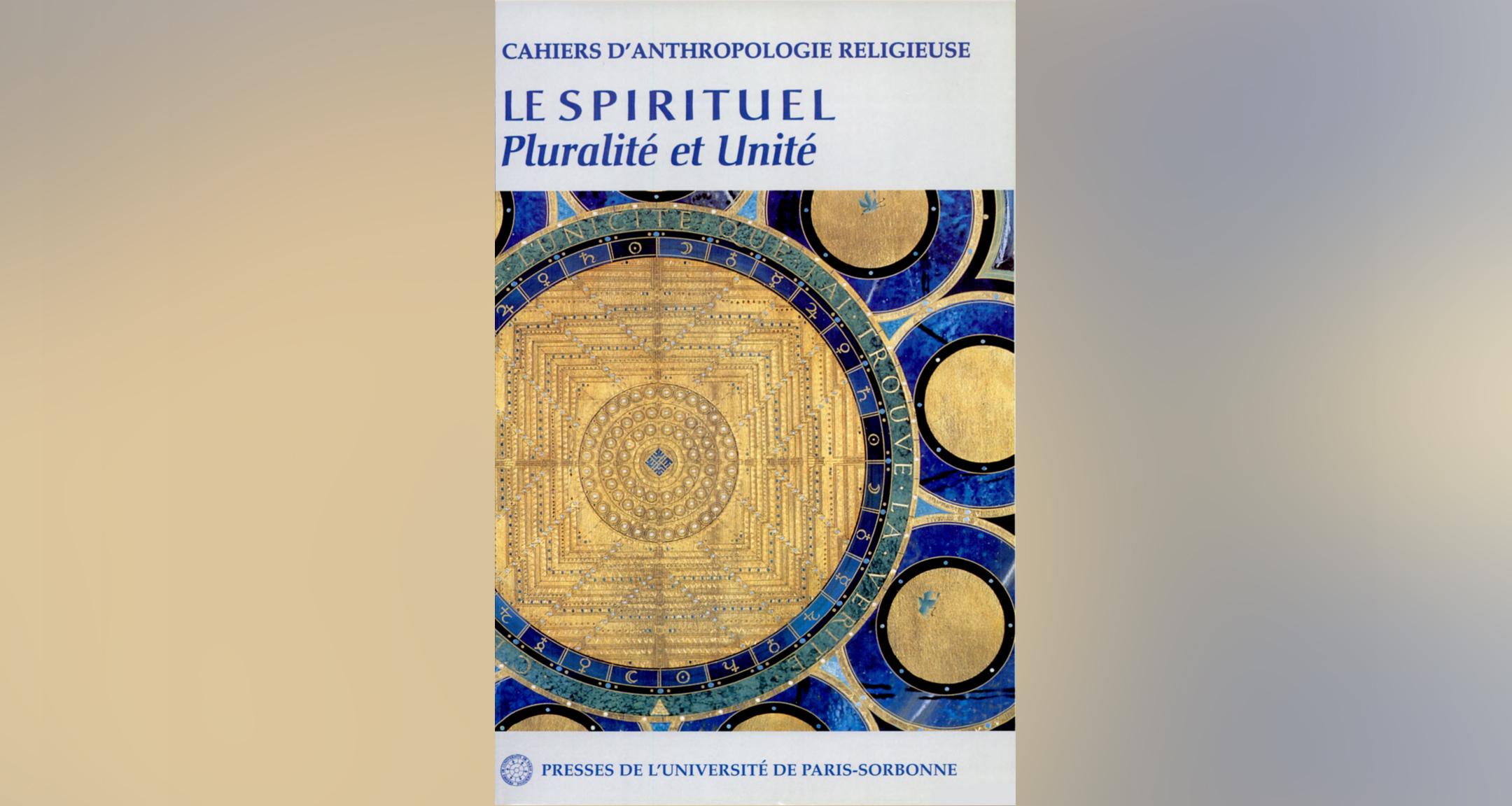 Le spirituel - Pluralité et Unité