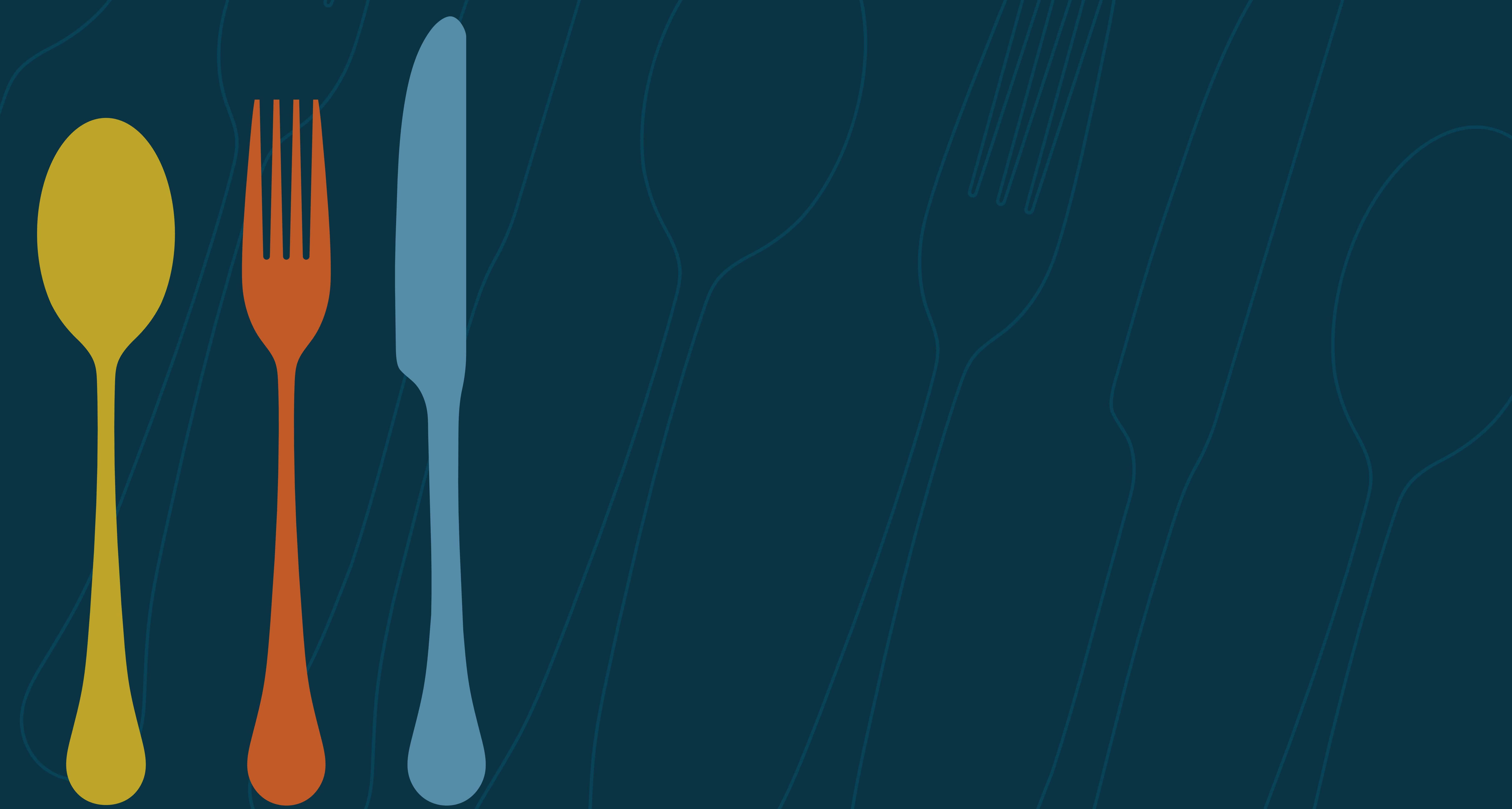 cuillère couteau fourchette