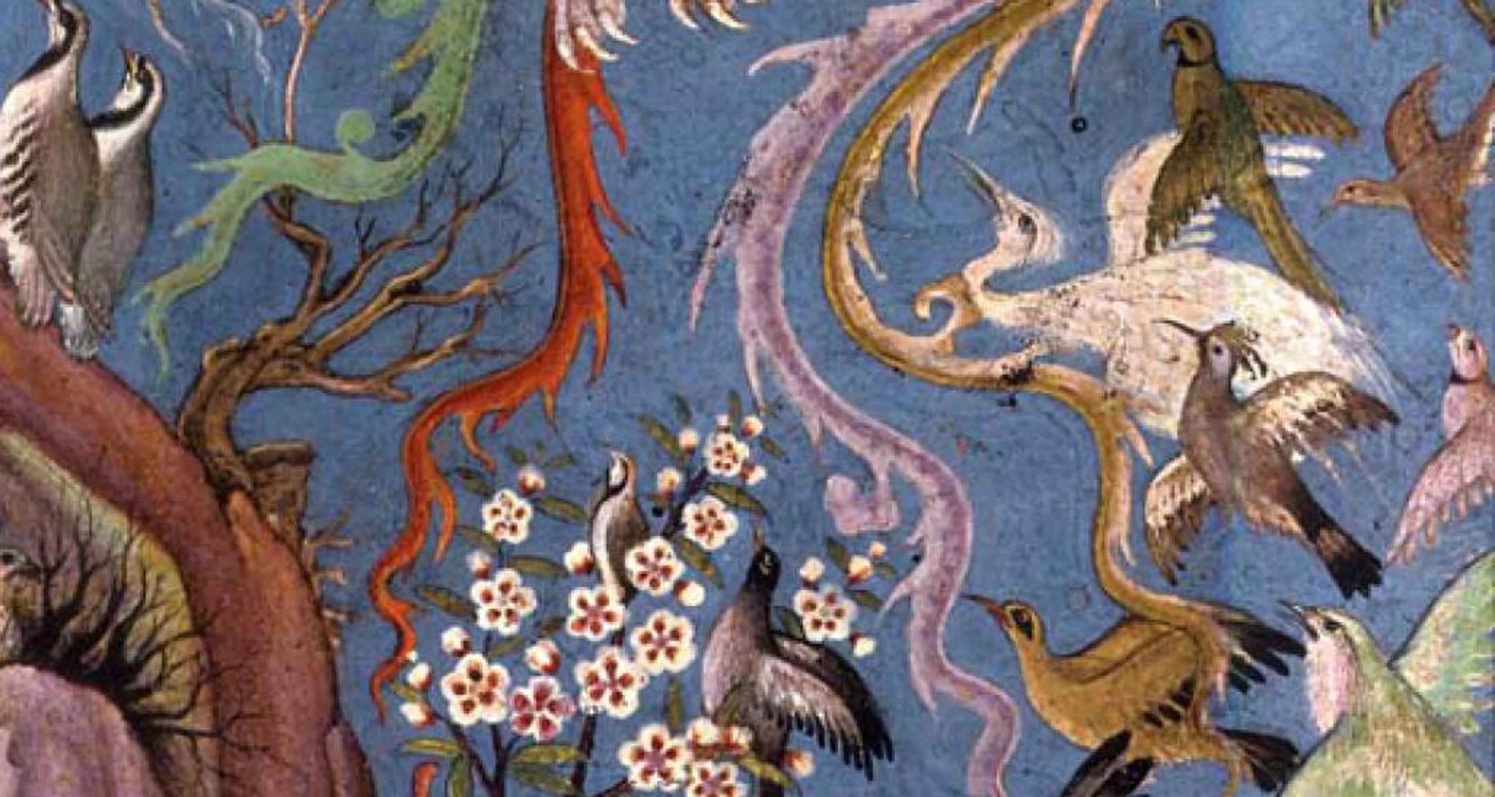 Conférence de Leili Anvar, La pratique spirituelle : un combat contre l'ego