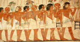 peinture égyptiens