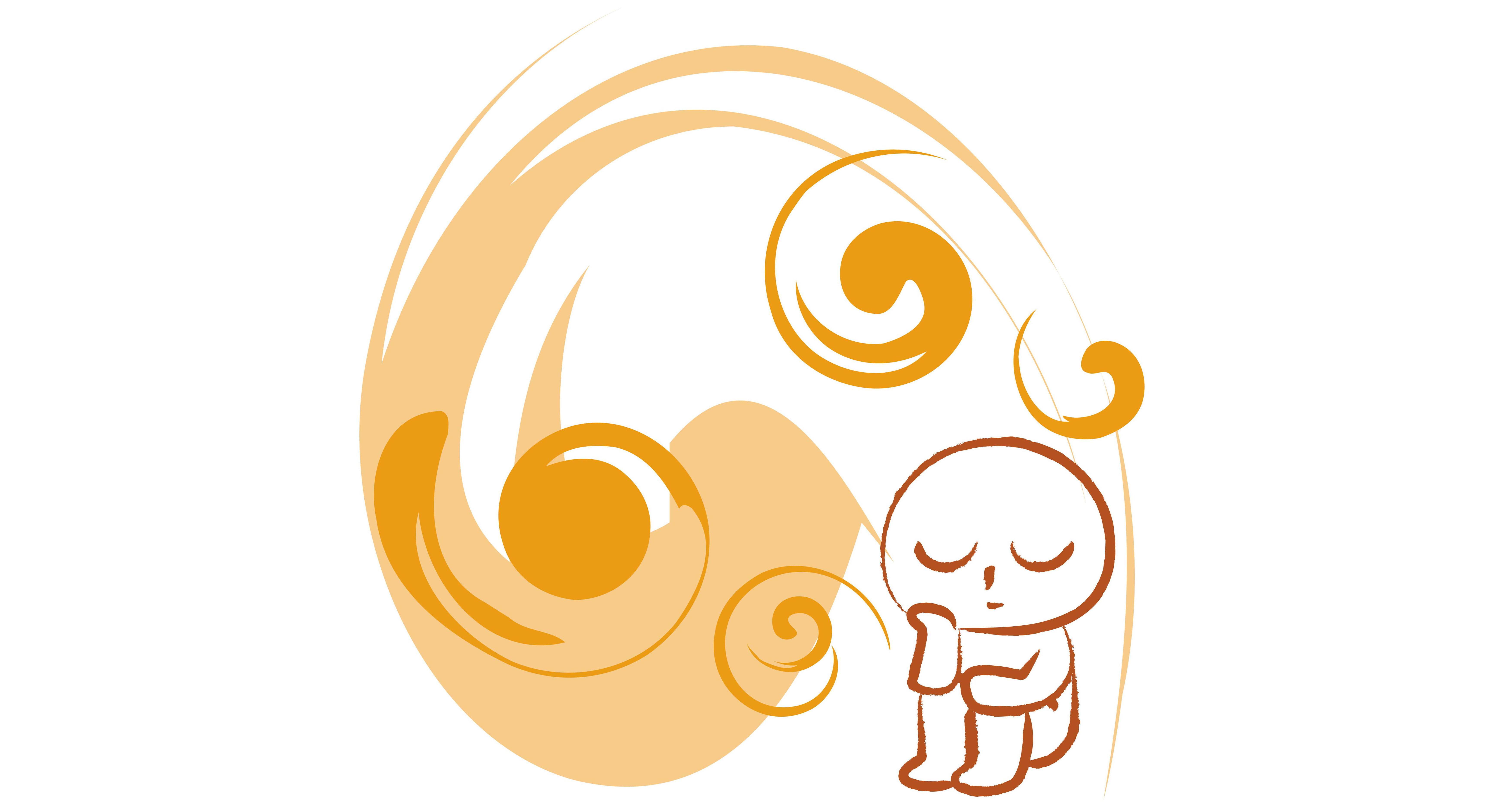évocation d'une naissance spirituelle